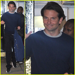 Bradley Cooper Jokes About His Friendship With 'Aloha' Co-Star Emma Stone