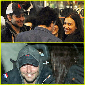 Bradley Cooper & Irina Shayk Bring Their Romance to London