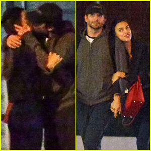 Bradley Cooper & Irina Shayk Pack on the PDA During Romantic Date Night! (Photos)