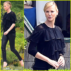 Charlize Theron Prefers Early Bird Special to Late-Night Dinner
