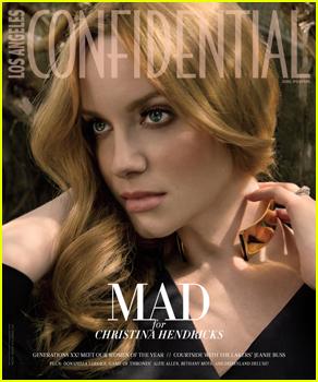 Christina Hendricks Opens Up on Saying Goodbye to 'Mad Men'