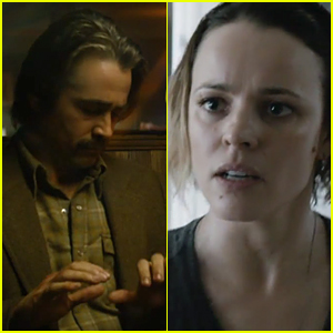 Colin Farrell & Rachel McAdams Have Intense Moments in 'True Detective' Season Trailer - Watch Now!