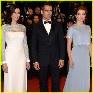 Colin Farrell & Rachel Weisz Bring 'The Lobster' to Cannes