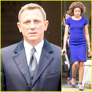 Daniel Craig's 'Spectre' Co-Star Naomie Harris Denies Starting Idris Elba Bond Rumors