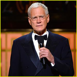 Celebrities Tweet Ahead of David Letterman's Final Show