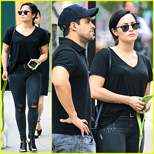 Demi Lovato Says Wilmer Valderrama Wouldn't 'Enable' Her During Her Struggles