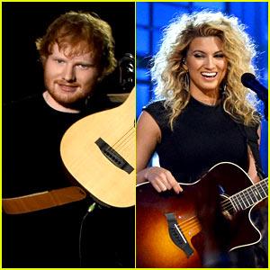 Ed Sheeran & Tori Kelly Give Acoustic Performances at Billboard Awards 2015! (Video)