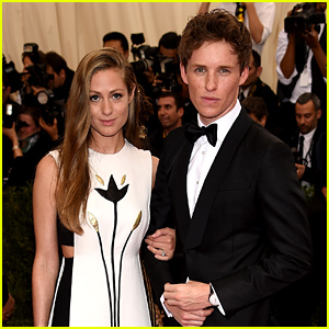 Eddie Redmayne & Wife Hannah Bagshawe Are One Stylish Couple at Met Gala 2015