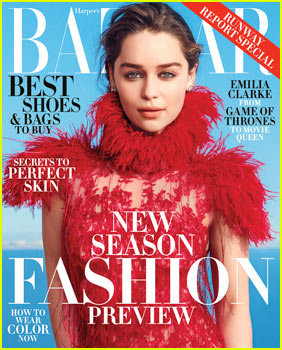 Emilia Clarke Wanted to 'Have Something Sexual' With Channing Tatum & Jenna Dewan!