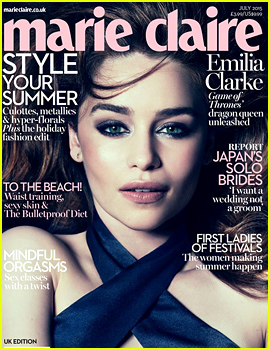 Emilia Clarke Explains Why She Turned Down 'Fifty Shades of Grey'