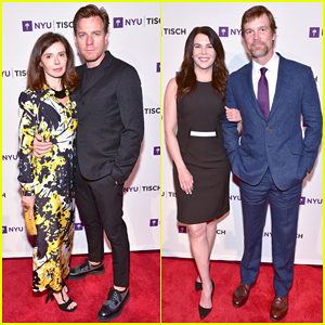 Ewan McGregor, Lauren Graham, & Michael C. Hall Couple Up at the NYU Tisch Gala 2015!