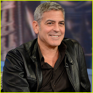 George Clooney on Wife Amal Alamuddin: 'I Couldn't Be Happier'