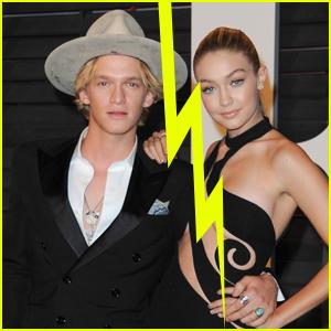 Gigi Hadid & Cody Simpson Split Again