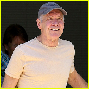 Harrison Ford Ready to Get Back in Air After March Plane Crash