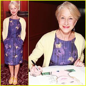 Helen Mirren To Be Honored with World Jewish Congress Award!
