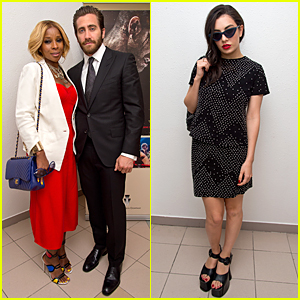 Jake Gyllenhaal & Mary J. Blige Are Picture Perfect at 'Southpaw' Cannes Screening