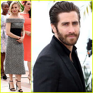 Jake Gyllenhaal & Sienna Miller Kick Off Cannes Film Festival With Jury Press Conference