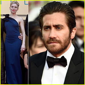 Jake Gyllenhaal & Sienna Miller Join Fellow Jurors for Cannes 2015 Opening Ceremony