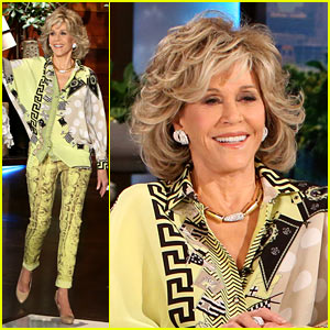 Jane Fonda Reveals When She Joined the Mile High Club