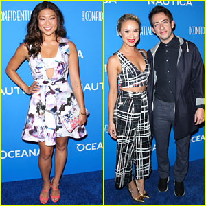 Jenna Ushkowitz Hosts Nautica's Oceana Beach House Party
