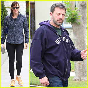 Jennifer Garner Says Ben Affleck Is Not Careful With Protecting His Skin