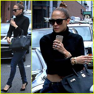 Jennifer Lopez Doesn't Deprive Herself Of Food To Get Hot Body