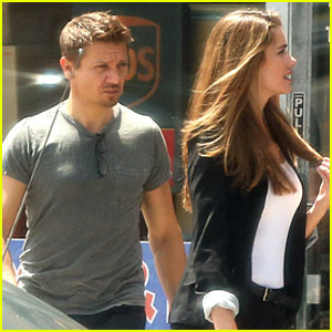 Jeremy Renner Takes on the Role of 'Mister Mail'