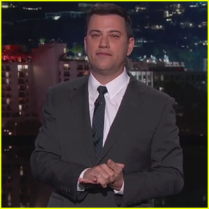 Jimmy Kimmel Gives Tearful Goodbye to David Letterman (Video)