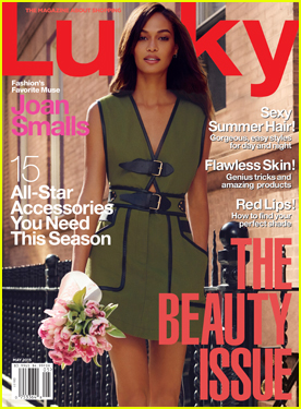 Joan Smalls Admits Being Bullied For Her 'Awkward Looking' Appearance