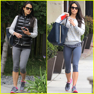 Jordana Brewster Reveals Her Weekly Workout Routine
