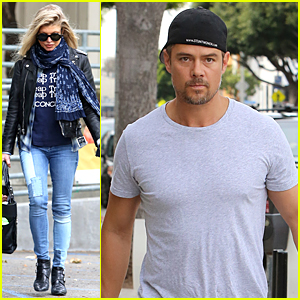 Josh Duhamel Dishes On Fergie's Mother's Day Plans