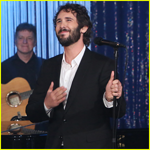 Josh Groban Opens Up About Girlfriend Kat Dennings on 'Ellen': We're On The Same Page