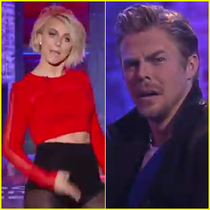 Julianne Hough Grinds Her Body & Gets Sexual for 'Lip Sync Battle' - Watch Now!