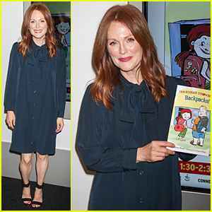 Julianne Moore Wants Everyone to Say 'I Do' to Equality
