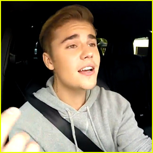 Watch Justin Bieber Do Carpool Karaoke With James Corden!