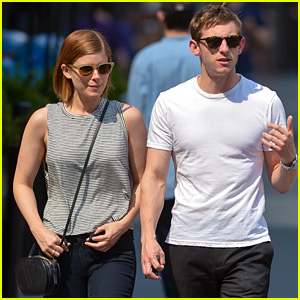 Kate Mara & Jamie Bell Spend Time Together in the Big Apple