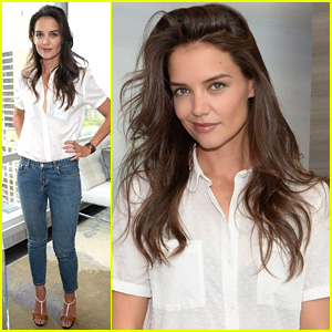 Katie Holmes' Hair is Back to Normal After Met Gala Bob