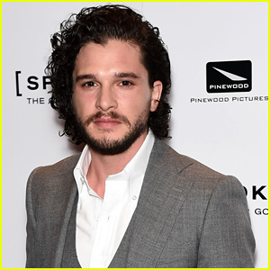 Kit Harington Hits Up 'Spooks: The Greater Good' Screening
