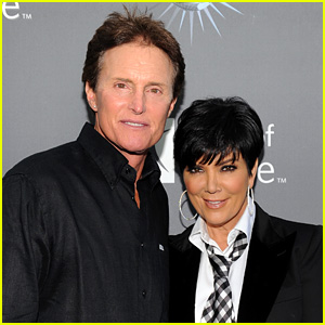 Kris Jenner Says She's 'Really Happy' for Ex-Husband Bruce
