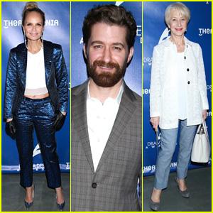 Kristin Chenoweth Bares Midriff at Drama Desk Award Reception