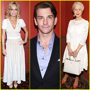 Kristin Chenoweth & Helen Mirren Win Big at the Outer Critics Circle Awards Gala 2015!