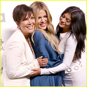 Kylie & Kris Jenner Team Up With Khloe Kardashian for NBCUniversal Upfront in NYC