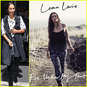 Leona Lewis Returns with New Single 'Fire Under My Feet' - Watch Music Video Here!