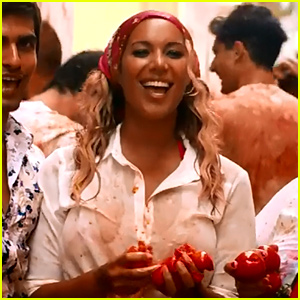 Leona Lewis Sings 'Walking on Sunshine' in New Movie Clip! (Exclusive)