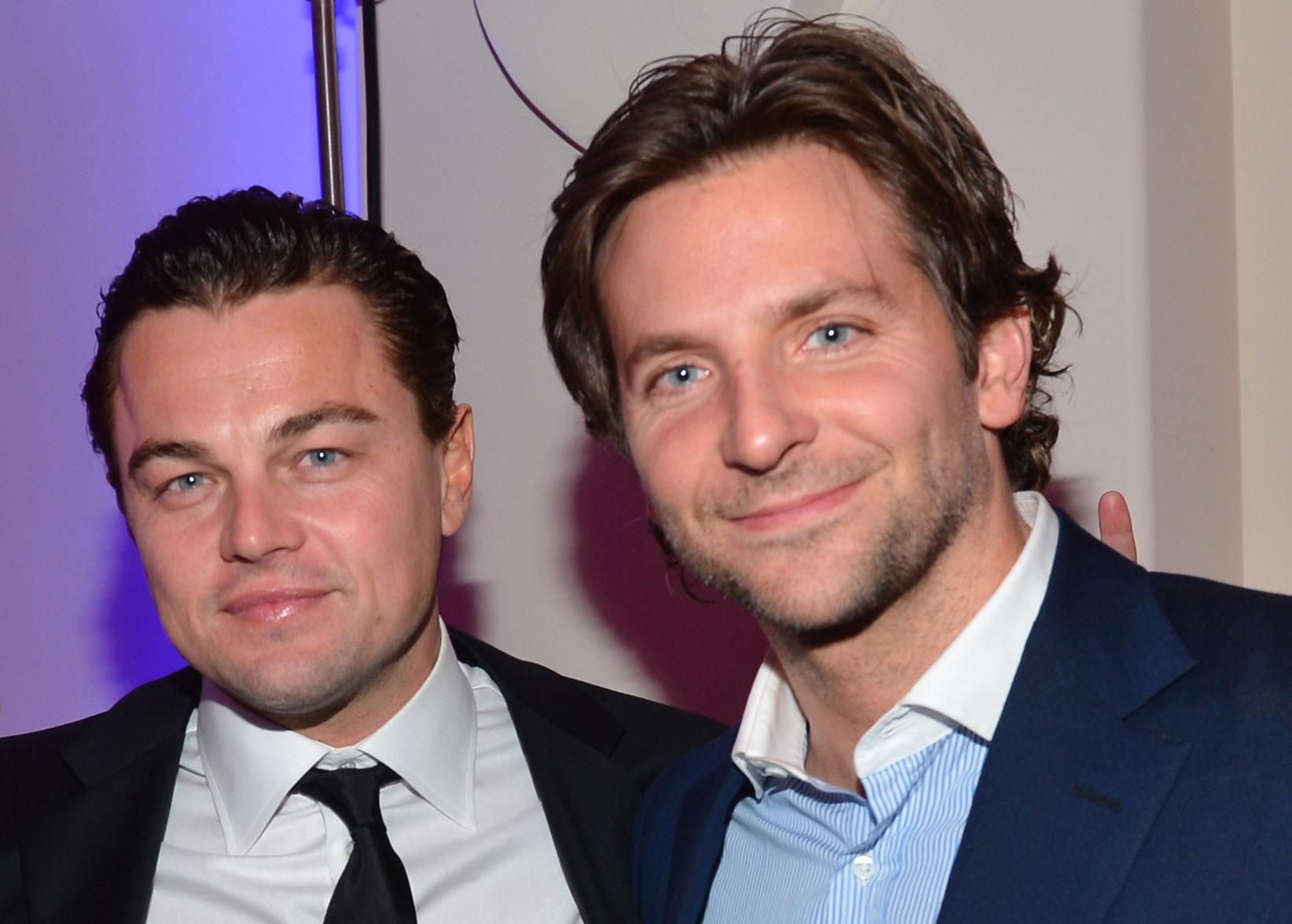 Leonardo Dicaprio Amp Bradley Cooper Leave The Met Gala 2015