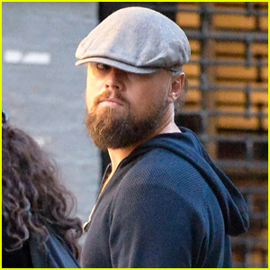 Leonardo DiCaprio Continues to Wear His Favorite Cap in NYC