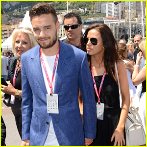 Liam Payne & Girlfriend Sophia Smith Hit Up the Formula One Grand Prix!