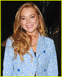 Lindsay Lohan Completed Only 10 of 125 Community Service Hours