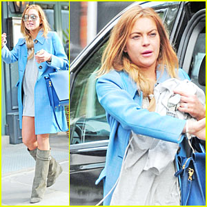 Lindsay Lohan Will Complete Community Service Hours at Brooklyn Preschool