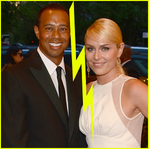 Tiger Woods & Lindsey Vonn Split After Three Years Together